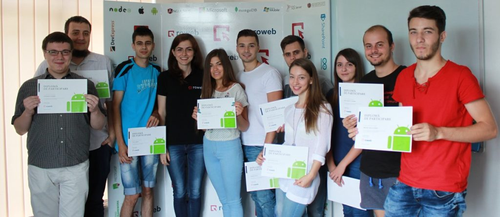 roweb summer internship 2015