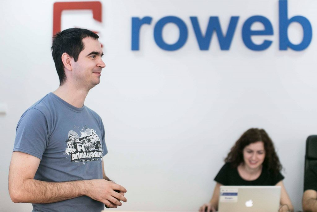 google cloud roweb