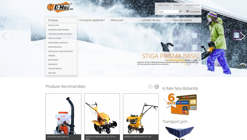 o-mac homepage