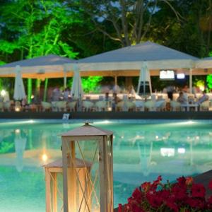 Grand Hotel Varna party beach 2