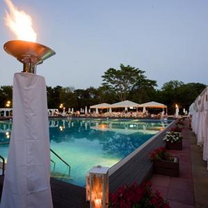 Grand Hotel Varna party beach