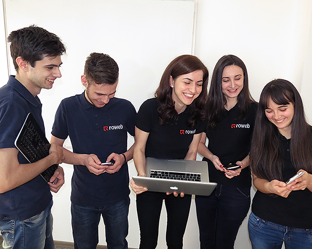 Roweb Mobile Team 1