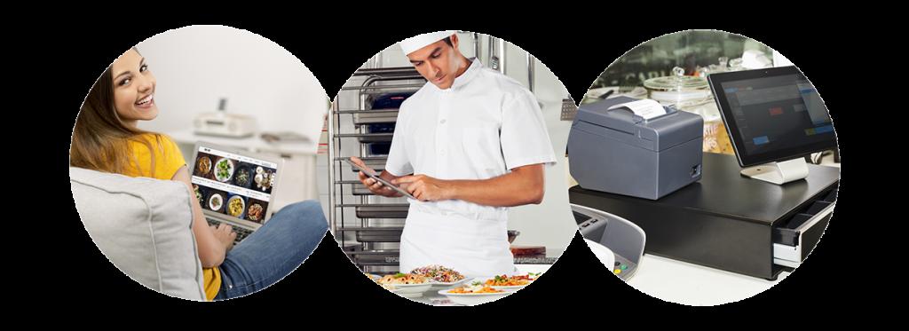 restaurant solution process