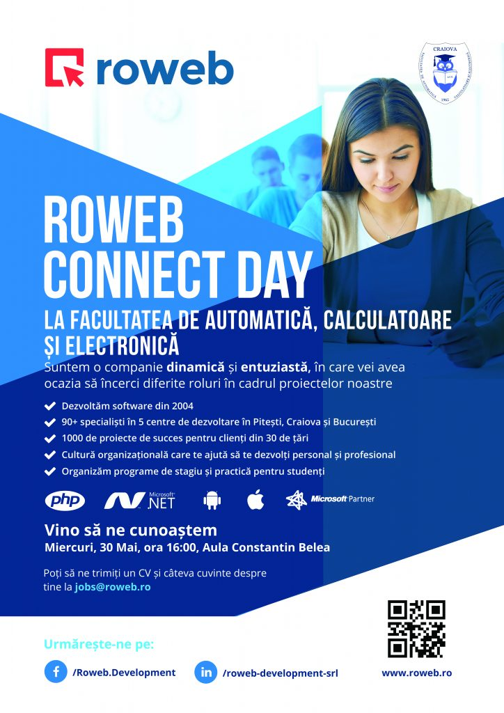 roweb connect day Craiova III
