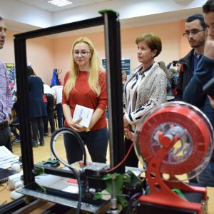 "Science Fair at the ""Dinicu Golescu"" Arges County Library"