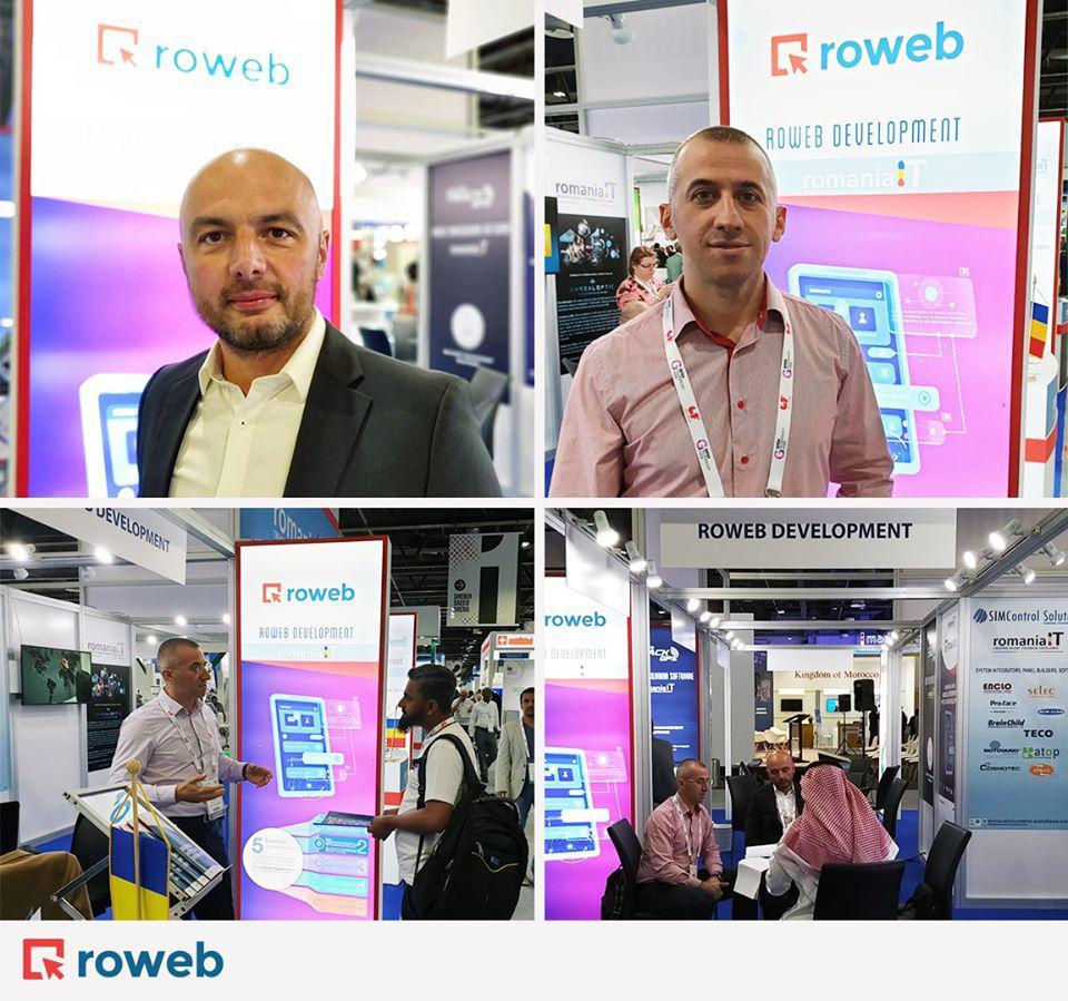 Roweb at GITEX 2020