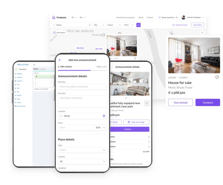 Launch Fast a Multi-Vendor Marketplace Platform