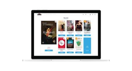online shop development for selling books