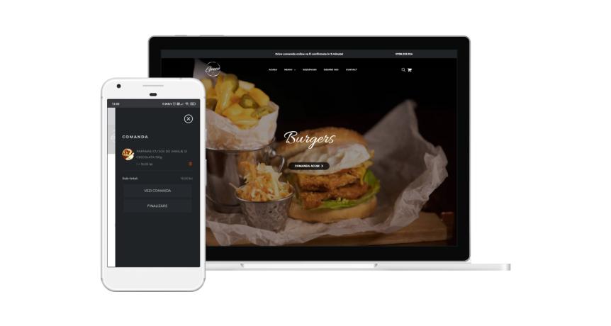 delivery system development for restaurants