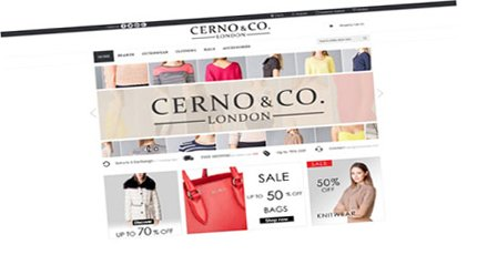 Cerno - Online fashion outlet