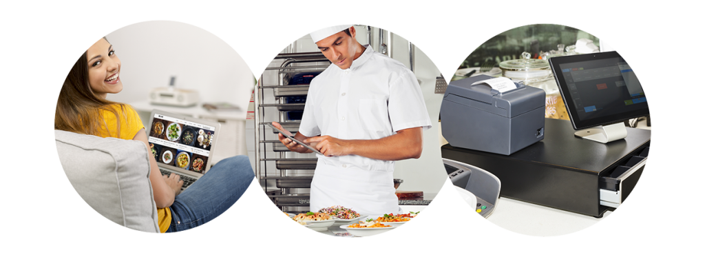 restaurant solution process