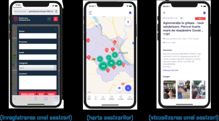 Roweb lanseaza SmartCity: solutia completa pentru servicii publice mai sigure si simplificate