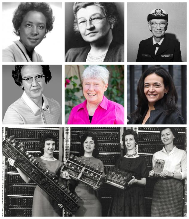 Women In Tech Field  - femei in IT
